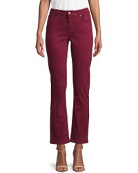 Jones New York - Lexington Straight-leg Jeans - Lyst