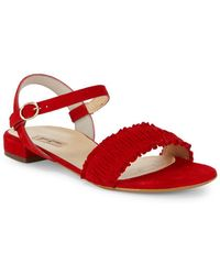 Paul Green - Rona Suede Sandals - Lyst