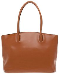 Lodis - Audrey Milano Leather Tote Bag - Lyst