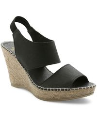 Andre Assous - Reese Espadrilles Wedge Sandals - Lyst