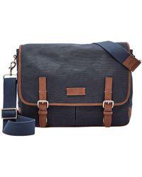Fossil - Graham Messenger Bag - Lyst