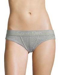 CALVIN KLEIN 205W39NYC - Cotton Bikini Panty - Lyst
