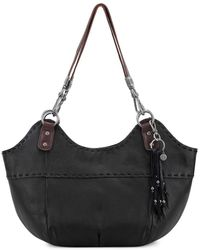 The Sak - Indio Leather Satchel - Lyst