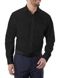 Geoffrey Beene - Sateen Regular-fit Dress Shirt - Lyst
