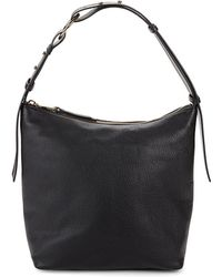 Calvin Klein - Liana Leather Hobo Bag - Lyst