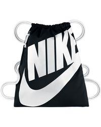 Nike - Graphic Heritage Gym Sack - Lyst