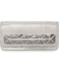 Vince Camuto - Fit Leather Continental Wallet - Lyst