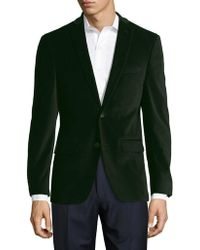 Laboratory Lt Man - Velvet Notch Lapel Sportcoat - Lyst