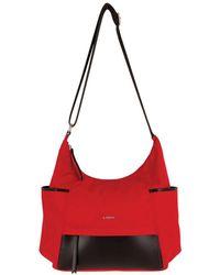 Lodis - Kate Under Lock & Key Nylon-blend Kala Convertible Crossbody Bag - Lyst
