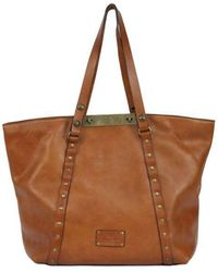 Patricia Nash - Sumrose Leather Tote Bag - Lyst