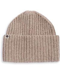 UGG - Oversized Cuff Hat - Lyst