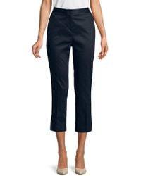 Ellen Tracy - Ibiza Slim-fit Dress Trousers - Lyst