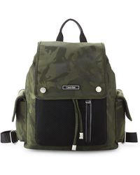 Calvin Klein - Nylon Utility Backpack - Lyst