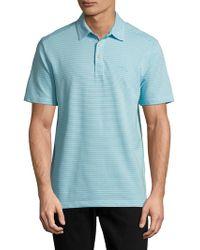 Tommy Bahama - Marina Marlin Striped Polo Shirt - Lyst