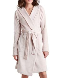 UGG - Hooded Robe - Lyst