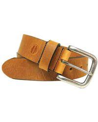 Boconi - Bastian Leather Belt - Lyst