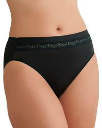 Tc Fine Intimates - Hi-cut No-line Knickers - Lyst