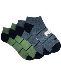 PUMA - Two-pieces Low Cut Socks Set - Lyst
