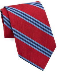 Brooks Brothers - Classic Multi-stripe Silk Tie - Lyst
