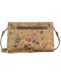 Patricia Nash - Prairie Rose Collection Turati Cross-body Bag - Lyst