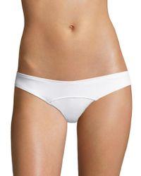 Lisa Maree - White Out Dusty Dreams Bikini Bottoms - Lyst