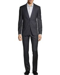 Tommy Hilfiger - Windowpane Two-piece Suit - Lyst