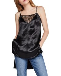 BCBGeneration - Lace-insert Camisole - Lyst