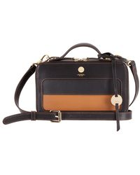 Lodis - Laguna Rugby Sally Zip-around Leather Crossbody Bag - Lyst