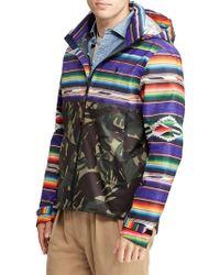 Polo Ralph Lauren - Great Outdoors Camo-print Waterproof Jacket - Lyst