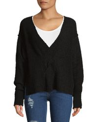 Free People - Coco Oversized Cotton Jumper - Lyst