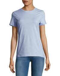 Lord & Taylor - Short-sleeve Tee - Lyst