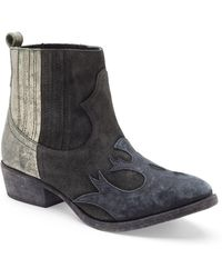 Matisse - Royston Leather Ankle Boots - Lyst