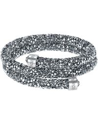 Swarovski - Crystaldust Wrap Bracelet - Lyst