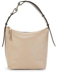 Calvin Klein - Liana Leather Hobo Bag - Lyst