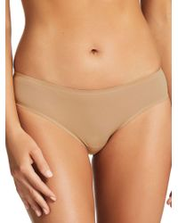 Fine Lines - Invisibles Mid-rise Thong - Lyst
