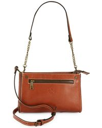 Patricia Nash - Turati Leather Crossbody Bag - Lyst