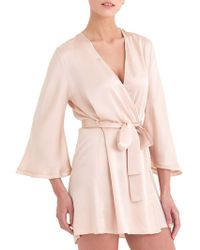 Rya Collection - Classic Self-tie Robe - Lyst