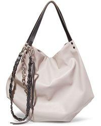 Steve Madden - Chain-trim Hobo Bag - Lyst
