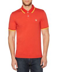 Original Penguin - Soccer Short-sleeve Polo - Lyst
