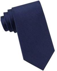 Michael Kors - Sapphire Silk Tie - Lyst