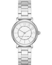 Marc Jacobs - Roxy Stainless Steel Three-link Bracelet Watch - Lyst