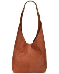 Lucky Brand - Patti Leather Hobo Bags - Lyst