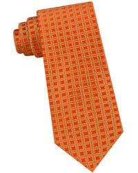 Ted Baker - Circle Dot Silk Tie - Lyst