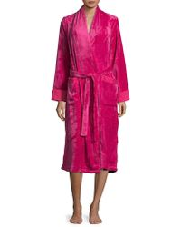 Sesoire - Fleece Shrub Robe - Lyst