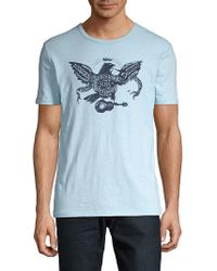 Lucky Brand - Musica Del Ray Graphic T-shirt - Lyst