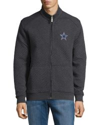 Tommy Bahama - Quilted Zip-front Jacket - Lyst