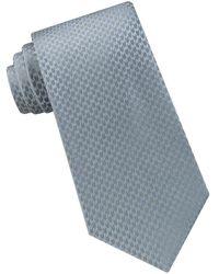 CALVIN KLEIN 205W39NYC - Patterned Silk Tie - Lyst