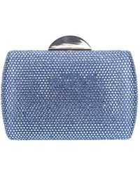 Nina - Pacey-blue Crystal - Lyst