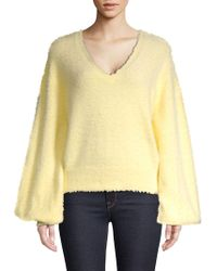 C/meo Collective - Confine Knit Sweater - Lyst