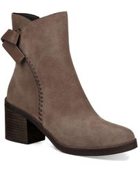 UGG - Fraise Suede Booties - Lyst